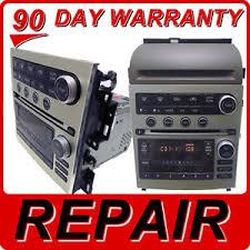 repair infiniti g35 g 35 radio bose 6 disc cd changer player fix