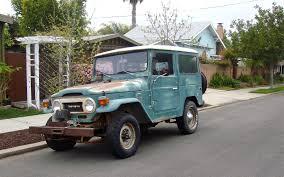 toyota jeep 1980 the street peep 1976 toyota land cruiser fj40