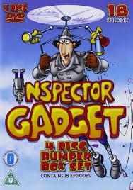 inspector gadget box dvd amazon uk dvd u0026 blu ray