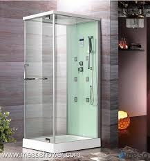 Hinged Glass Shower Door China Standing Alone Square Shower Room With Single Hinge Glass