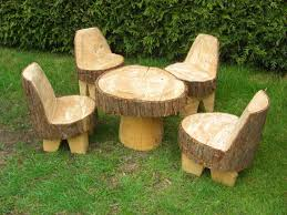 peaceful inspiration ideas wooden outdoor furniture simple wood