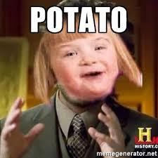 Potato Girl Meme - potato potato girl meme generator