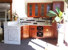 Red Mahogany Kitchen Cabinets by Rjs Depot Rjs Depot Kitchen U0026bath