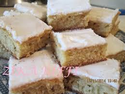 cuisine maman gâteau flan glaçage au citron de maman cuisine de zika