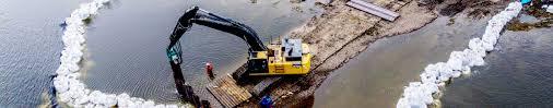 hammer u0026 steel abi excavator mounted vibratory pile driver