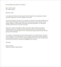 recommendation letter template free word pdf format creative