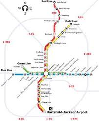 Atlanta Airport Floor Plan Atlanta Airport Skytrain Map Atlanta Airport Pinterest