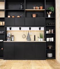 home design elements reviews contemporary kitchen 36 stunning black kitchens design