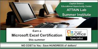 microsoft excel training 2013 summer institute august 14