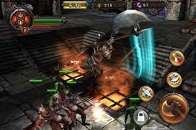 eternity warrior apk eternity warriors 2 android impressions by skeleton