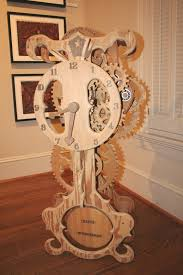 Wooden Gear Clock Plans Free Download by Wood Clock Kits Plans Free Download Periodic51atl