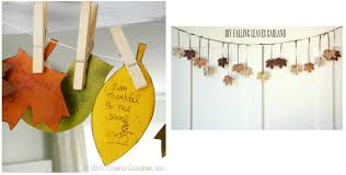 seasonal crafts fall decorating ideas mom it forward leaves place