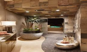 stone bathroom ideas spa bathroom design gallery spa master