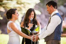 wedding officiator wedding officiant service description colorado wedding productions