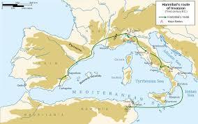 Cortona Italy Map by Hannibal U0027s Crossing Of The Alps Wikipedia