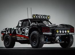 rally truck the highly visual axial yeti trophy truck heat wave visual