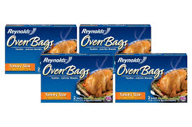 bags for turkey oven bags turkey size 4 pack fireflybuys