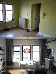 studio apartment decorating to look stunning while save space