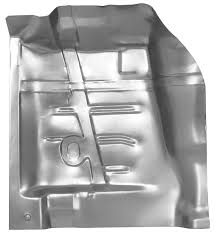 floor pan steel quarter section 1969 72 grand prix front opgi com