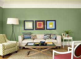 living room wall painting design 1000 ideas about green living