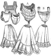 historical pattern review historical sewing page 31 19th century costuming for those who