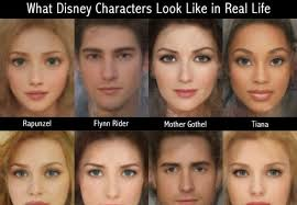 Memes In Real Life - what disney characters would look like in real life weknowmemes