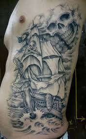 western pirate ship tattoo designs in 2017 real photo pictures