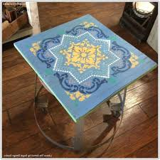 Patio Tile Table Ceramic Tile Top Patio Table Tiles Home Decorating Ideas