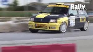 porsche rally car jump rally car jumps and crashes at night jukin media