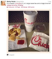 Chick Fil A Meme - what if this whole thing wasn t about chick fil a at all talk