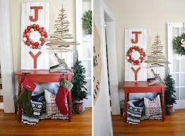 homemade festivity 25 easy diy christmas decorating ideas