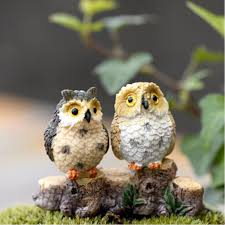 online buy wholesale owl figures from china owl figures