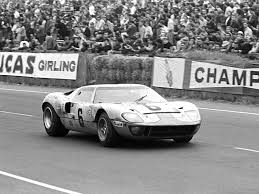 gulf gt40 ford gt40 1966 pictures information u0026 specs