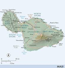 Hawaii where to travel in february images The 25 best map of hawaii ideas oahu map hawaii jpg
