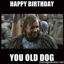 Mean Happy Birthday Meme - winter is coming i mean happy birthday birthday greetings