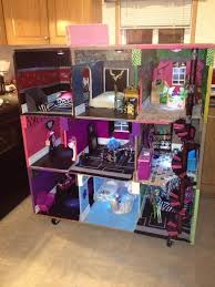 Monster High Room Decor Ideas 119 Best Monster High Images On Pinterest Dollhouse Ideas