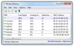 wireless network watcher apk wirelessnetview 1 70