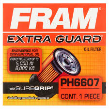 lexus v8 oil capacity fram extra guard oil filter ph6607 walmart com