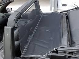 lexus convertible wind deflector ford escort mk4 convertible wind deflector 1983 1990 black mesh