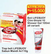 Sabun Lifebuoy promo harga lifebuoy sabun batangan terbaru minggu ini hemat id