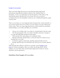 best cover letter resume cover letter marketing what is the best cover letter for a