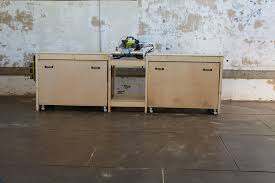 Woodworking Workbench Top Material by Ana White Ultimate Roll Away Workbench System For Ryobi Blogger