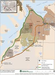 Defiance Ohio Map by Fra Approves Point Defiance Bypass