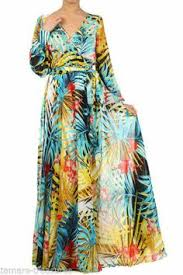va va voom dresses m key lime sheer sweep chiffon maxi dress gown wrap