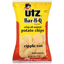 ripples chips potato chips and crisps from utz chips crisps