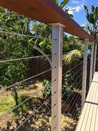 bedroom amazing wire deck railing cost unique shaped decoration