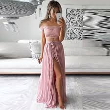 Blush Chiffon Maxi Skirt Popular Skirts Pink Maxi Buy Cheap Skirts Pink Maxi Lots From