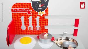 Cuisine Enfant Mini Tefal by Maxi Cuisine The French Cocotte De Janod Youtube