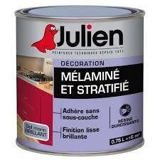 peinture pour meuble de cuisine stratifié peinture mélaminé et stratifié 0 75 l satin achat vente