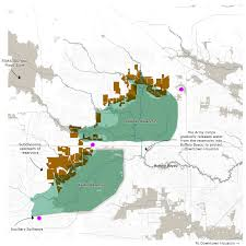 Buffalo State Map by Why Houston U0027s Reservoirs Aren U0027t Likely To Fail After Hurricane